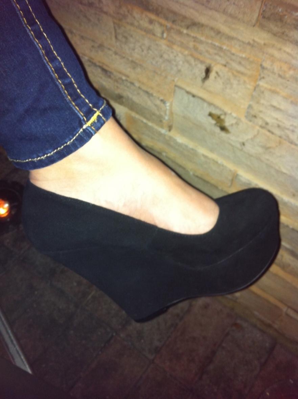 Jess in Heels